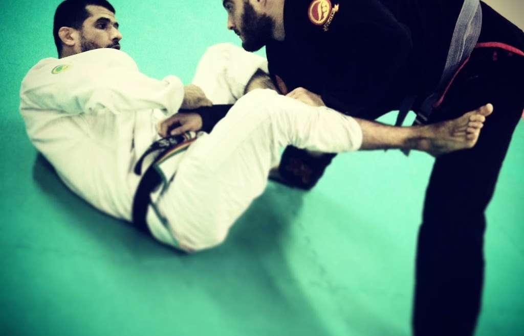 Il Brazilian Jiu Jitsu a Roma!