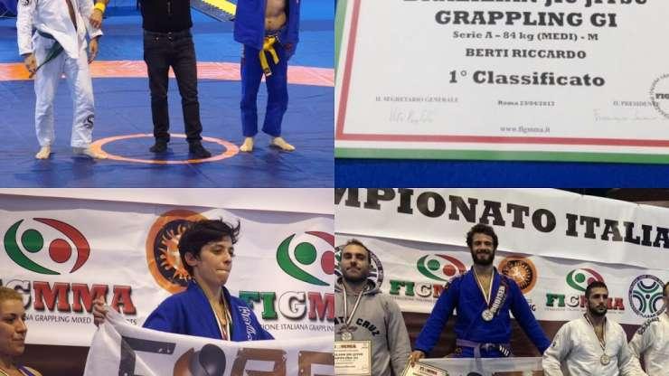 Campionato Italiano di BJJ FIGMMA 2017