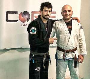 Core Grappling Lab Firenze: Workshop
