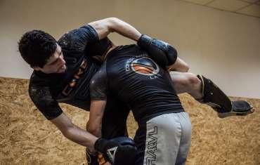 Le Mixed Martial Arts a Quarto Miglio (Roma)