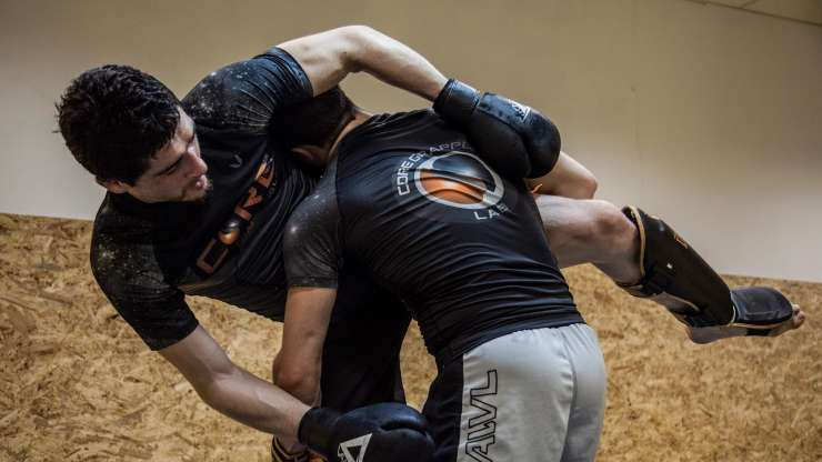 Le Mixed Martial Arts a Quarto Miglio (Roma)